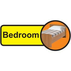 Bedroom Dementia Sign, help people with dementia and sight problems by displaying these 'Bedroom Dementia' signs around your premises, they assist in maintaining their independence, just peel off the backing strip and stick to your doors. Signs Of Dementia, Plastic Signs, Sign Materials, Brass Material, Sign Design, Adhesive Vinyl, Helping People, Display, Bedroom