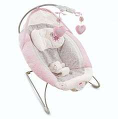 http://www.babyswingsonsale.com/category/fisher-price-bouncer/ Fisher-Price My Little Sweetie Deluxe Bouncer