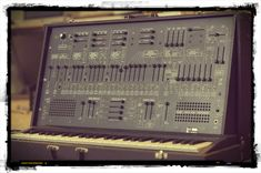 ARP 2600 (1971) #1970s #vintage #synth #synthesizer #retro