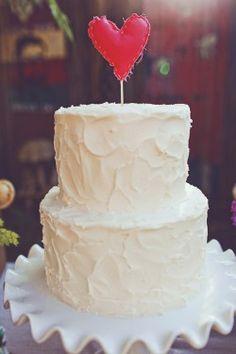 Un pastis sencill amb amor