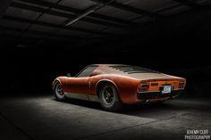 In May of 2015 I was involved with rescuing this barn find Lamborghini Miura. After it was pulled from the garage I had a few hours to photograph it all dusty and dirty.   Full set of images here:  www.JeremyCliff.com   Behind the scenes making of the images here:  https://www.youtube.com/watch?v=VydDYOv4y4Q&list=PLA79H7GpIWvRdoRir51IuGWTsCrVheuO9&index=1  Video on the car here:  https://www.youtube.com/watch?v=bagx9MAuH2I&...