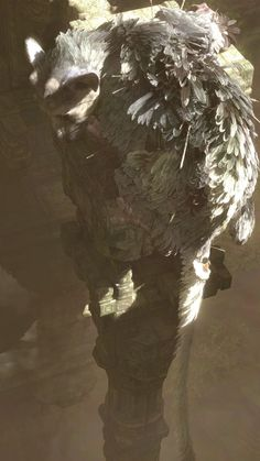 The Last Guardian  This is finally happening and my excitement is irrational.