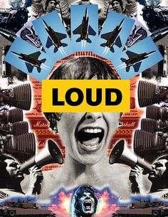 Loud iphone/ipod wallpaper