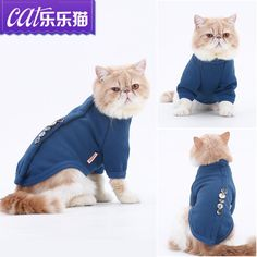 Cat & Dogs clothes pets clothes dog and cat clothes
