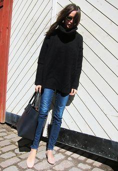 Perfect jean length