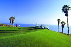 Costa Adeje Golf Course, Tenerife South. Par: 72 18 Hole course.