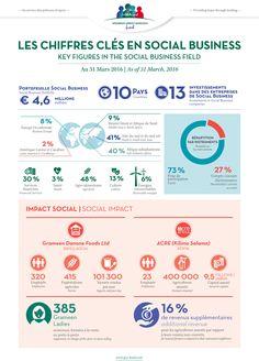 Fondation Grameen Crédit Agricole - Les chiffres clés en social business Social Business