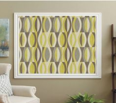 BLACKOUT PATTERNED ROLLER BLINDS, RETRO PATTERN, FREE SAMPLES AVAILABLE