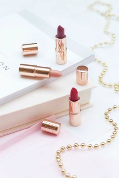 A Charlotte Tilbury Lipstick Trio