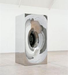 Anish Kapoor Untitled, 1997. Stainless steel