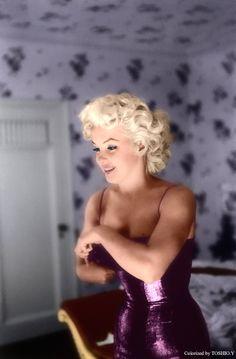 Marilyn Monroe,1955
