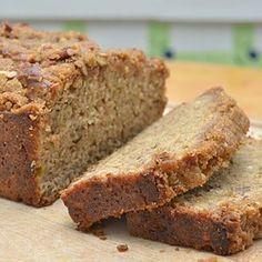 Gluten Free Banana Bread with almond milk