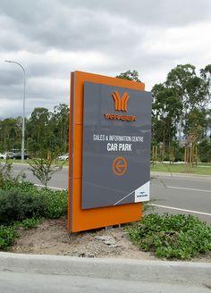Pylon/Pole Signs   Signs Gold Coast - Bremner Visual   Signwriter. car wraps…