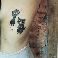 www.instagram.com... #tattoo #tatuaz #tattoowork #project #design #ink #inked #graphic #tattuaggio #btattooing #tattuaje #illustration #татуировка #тату #krakow #berlin #wroclaw #warszawa #prague #praha #tetovani #tätowierung #tatuajes #panakota #littletattoos #cat #cattattoo #space