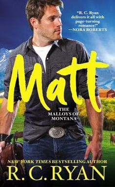 On Sale 4/26.  ARC Review: On Sale 4/26. ARC Review:  Matt by R.C. Ryan is passionate, rugged and adventurous. https://www.goodreads.com/review/show/1615809058