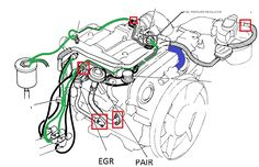 rpm s do it yourself blog toyota diy 22re and 3vze performance rh pinterest com Toyota 4.0 Engine Diagram Toyota 22RE Engine Diagram