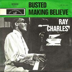 SIXTIES BEAT: Ray Charles Ray Charles, Believe, Baseball Cards