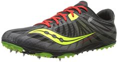 Saucony Men's Carrera XC Spike Cross Country Spike Shoe ** Read more reviews of the product by visiting the link on the image.