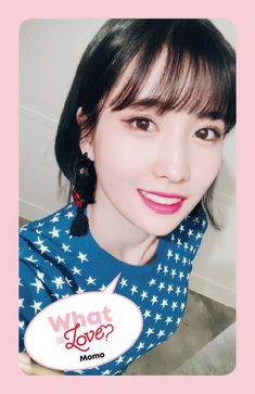 Momo❤ what is love