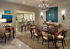 A little fancy never hurt. Omni Royal Orleans | New Orleans, LA #interiordesign #lisambiance
