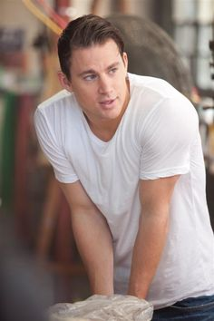 Channing Tatum is Leo in 'The Vow' | http://numet.ro/thevow