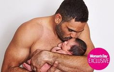 Rugby League legend Greg Inglis counts being a father as his greatest achievement. | Woman's Day content brought to you by Now to Love