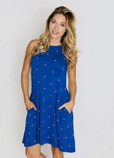 9f36a6afcf664 Florida Gators dress. Orange and blue dress. UF dress. Orange And Blue Dress