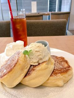 Melts in your mouth - the softest pancake in the world, Soufflé Pancake