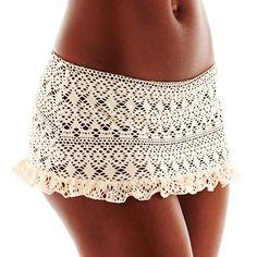 Crochet Swim Skirt on Chiq http://www.chiq.com/crochet-swim-skirt