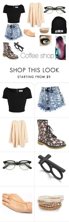 """Untitled #7"" by lavery-emily ❤ liked on Polyvore featuring Preen, Wet Seal, Material Girl and Jennifer Fisher"