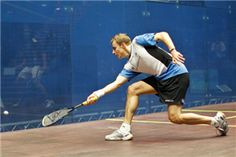 The quarter-finals of the Allam British Open Squash Championships take place on Friday with world number one Nick Matthew still in the mix.
