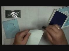 How to Make a gift card holder & sleeve with Stampin' Up! « Stencils & Stamps