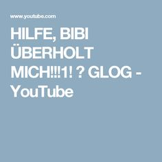 HILFE, BIBI ÜBERHOLT MICH!!!1! 💩 GLOG - YouTube