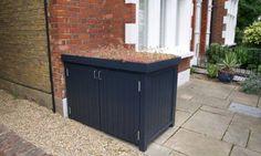 Garden Bin & Recycling Stores | Essex UK | The Garden Trellis Company