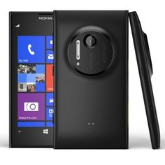 $320 unlocked refurb AT&T Nokia Lumia 1020 - 32GB Dual Band Windows 8 Smartphone - Choice of 3 Colors