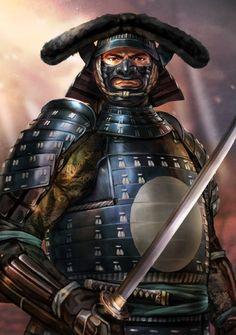 Nobunaga's ambition: souzou sengoku risshiden,Satake: Fantasy Armor, Medieval Fantasy, Geisha, Nobunaga's Ambition, Ninja, The Last Samurai, Samurai Artwork, Japanese Warrior, By Any Means Necessary