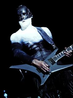 Image result for wes borland makeup