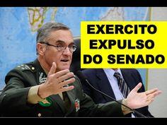 Exercito acaba de ser expulso do Senado Federal por ordem do presidente ...