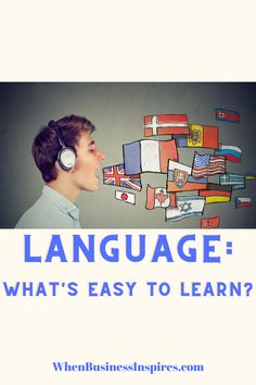 Find the easiest languages to learn here. #language #learning #speaklife