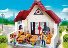 For a slightly larger gift, Playmobil fans may enjoy adding the school to their collection.