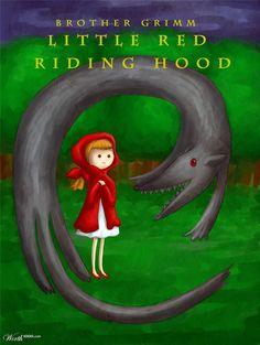 Red Riding Hood by Kekskruemel