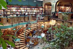 "From ""10 amazing bookstores"" story by CBC Books on Storify — https://storify.com/cbcbooks/10-amazing-bookstores"