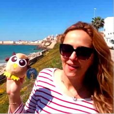 "[SPANISH] ""I love Hootsuite"" with Spanish Ambassador Mar Carrillo. #hootsuitelife #socialmedia"