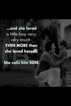 I call 3 of them son. Kalib, Konnor & Kraig <3<3<3
