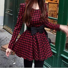 Cheap Dresses Online, Long White Dresses for Women Best Selling Page 46 Cute Long Sleeve Dresses, Cute Dresses, Casual Dresses, Cute Outfits, Stylish Dresses For Girls, White Dresses For Women, Girls Fashion Clothes, Fashion Dresses, Clothes For Women
