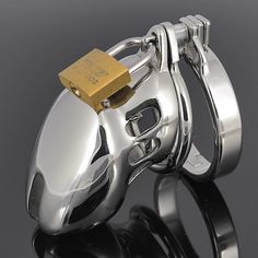 26.99$  Watch here - http://alizuk.shopchina.info/go.php?t=32784825938 - New Penis cage Male Chastity Device Stainless Steel Adult Cock Cage Metal Chastity Belt With Lock Sex Toys For Men 26.99$ #shopstyle