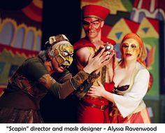 Commedia Dell'Arte Scapin by Alyssa-Ravenwood on DeviantArt