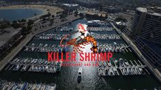 Enter for the chance to Win a $2,500 private dinner for (4) on the #KillerShrimpYacht including a 3-hour sunset cruise through the harbor!
