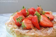 Kuori Cheesecake, Strawberry, Foods, Fruit, Desserts, Food Food, Tailgate Desserts, Food Items, Deserts