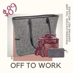 Thirty One Consultant, Thirty One Gifts, New Journey, Recycle Plastic Bottles, New Bag, New Print, Reusable Bags, Going To Work, 31 Ideas